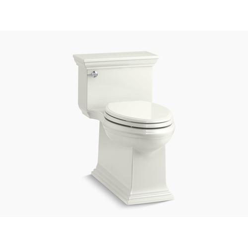 Dune One-piece Compact Elongated 1.28 Gpf Chair Height Toilet With Slow Close Seat