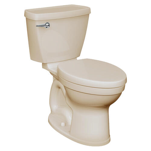 American Standard - Champion 4 Right Height Round Front Toilet - 1.28 GPF - Bone