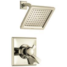 Polished Nickel Monitor ® 17 Series Shower Trim
