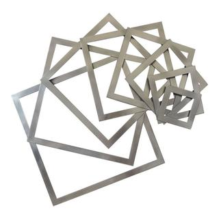 Iron Squares Wall Decor