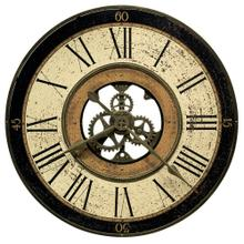 Howard Miller Brass Works Oversized Wall Clock 625542