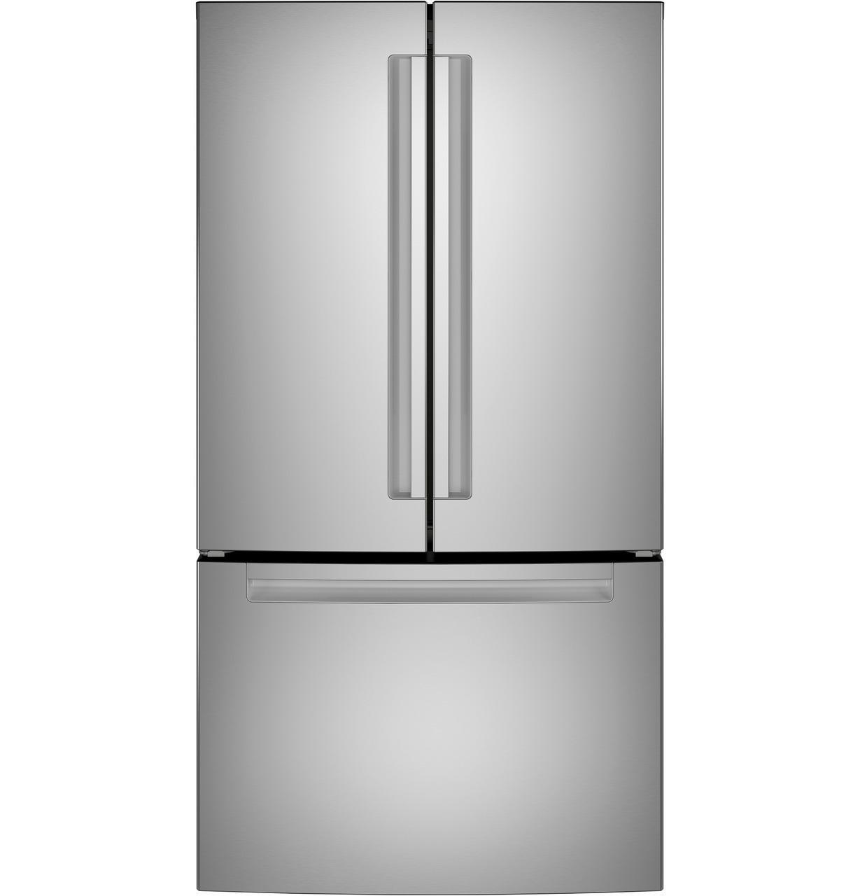 HaierEnergy Star® 27.0 Cu. Ft. Fingerprint Resistant French-Door Refrigerator