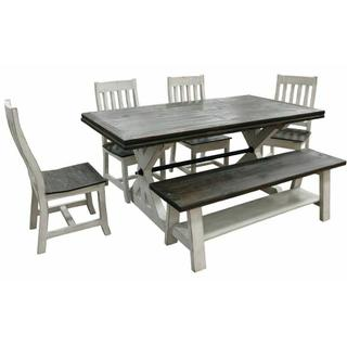 See Details - Weathered White Springs Dining