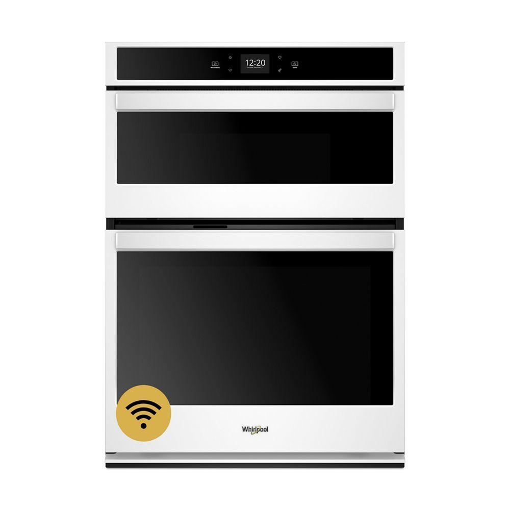 Whirlpool5.7 Cu. Ft. Smart Combination Wall Oven With Touchscreen