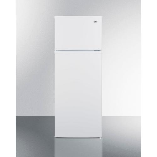 "22"" Wide Refrigerator-freezer"