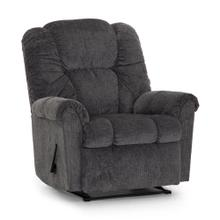 Ruben Rocker Recliner in Westwood Charcoal Fabric
