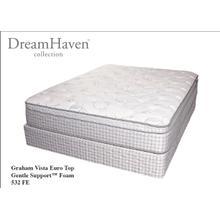 Dreamhaven - Graham Vista - Euro Top - Full