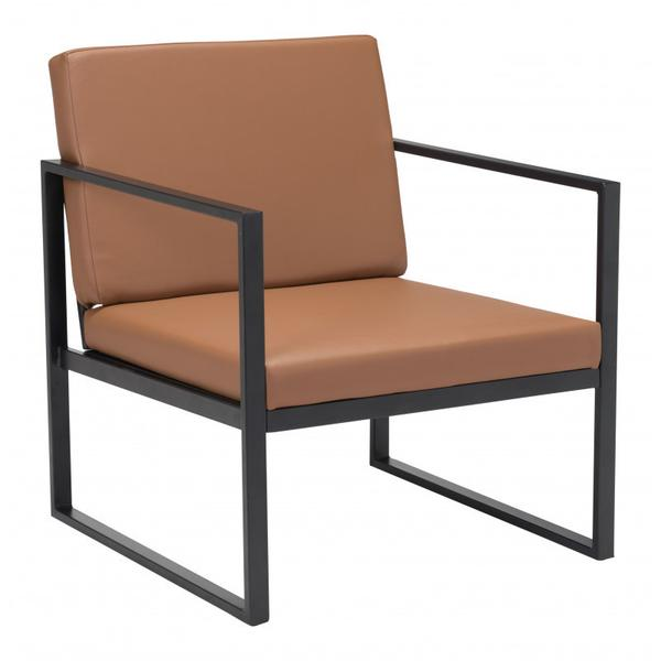 See Details - Claremont Arm Chair Brown