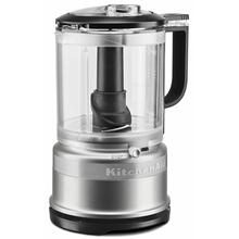 See Details - 5 Cup Food Chopper - Contour Silver