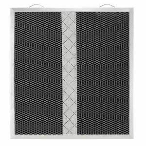 """Broan - Type Xa Non-Ducted Replacement Charcoal Filter 13.680"""" x 12.850"""" x 0.375"""""""