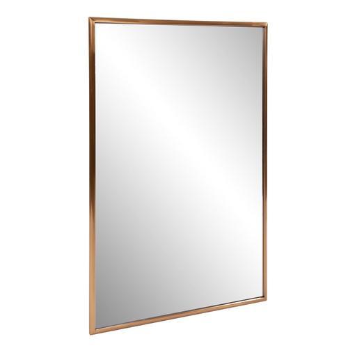 Howard Elliott - Yorkville Brass Vanity Mirror