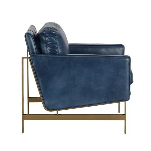 Classic Home - Chazzie Club Chair Blue