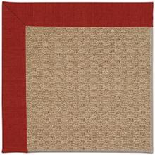 "Creative Concepts-Raffia Canvas Cherry - Rectangle - 24"" x 36"""