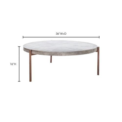 Mendez outdoor Coffee Table