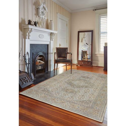 "Barletta Natural Lt. Blue - Rectangle - 5'6"" x 8'6"""