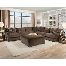 See Details - 1600 - Ultimate Chocolate Sectional