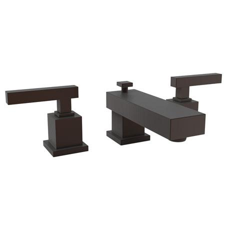 Newport Brass - Weathered Copper - Living Widespread Lavatory Faucet