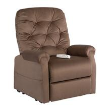 Three-Position Chaise Lounger - Otto Chocolate