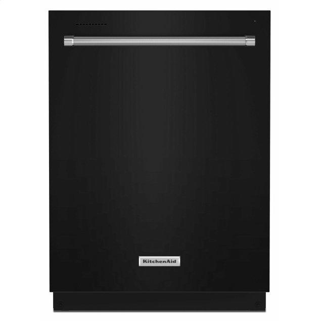 KitchenAid 39 dBA Dishwasher with Third Level Utensil Rack - Black
