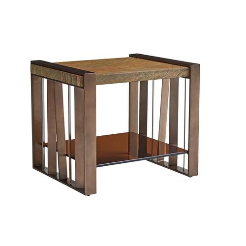Intersect End Table