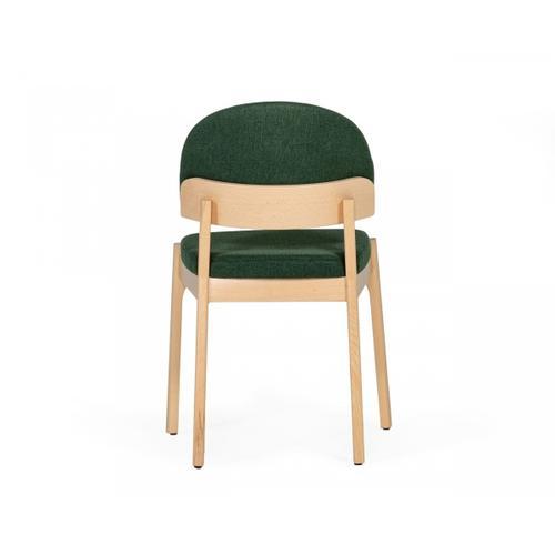 Gallery - Modrest Brandon - Modern Green Dining Chair (Set of 2)