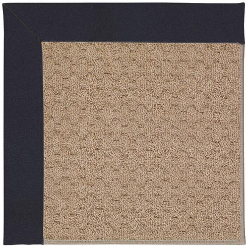 Creative Concepts-Grassy Mtn. Canvas Navy Machine Tufted Rugs