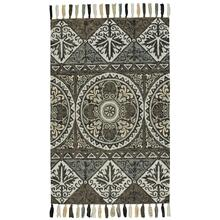 Gypsy-Shaman Grahpite Hand Tufted Rugs