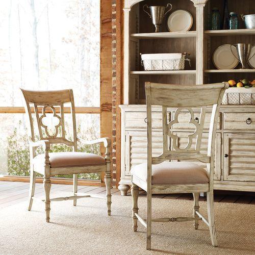 Gallery - Weatherford Cornsilk Side Chair