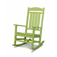 View Product - Presidential Rocking Chair in Lime