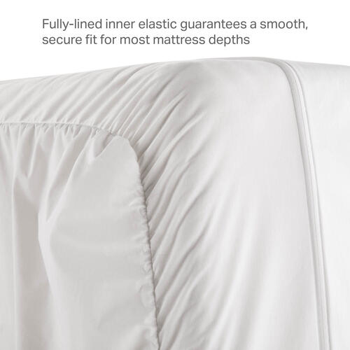 Weekender Hotel-Grade Mattress Encasement, King