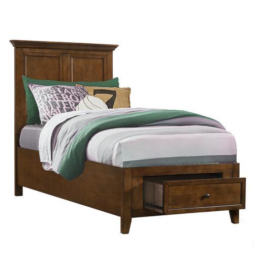 Intercon Furniture - San Mateo Youth Twin Bed  Tuscan