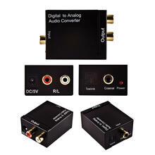 Digital to Analog Converter PCM Only