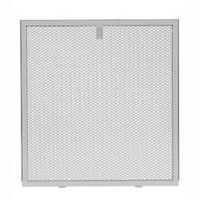 """See Details - Type A0 Aluminum Open Mesh Grease Filter 13.680"""" x 12.850"""" x 0.375"""""""