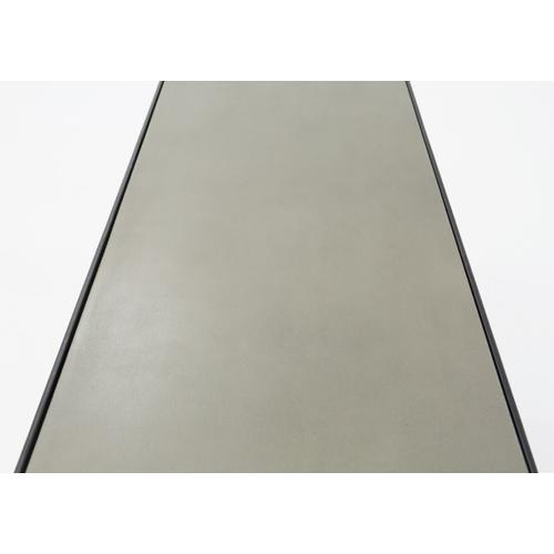 VIG Furniture - Modrest Kiko Modern Concrete & Black Console Table