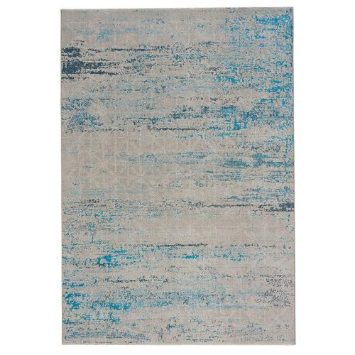 Reece-Lattice Ocean Machine Woven Rugs