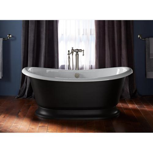 Indigo Blue Bath Base for Freestanding Bath