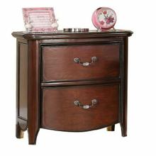 ACME Cecilie Nightstand - 30283 - Cherry