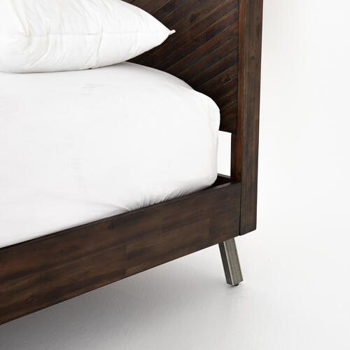 King Size Harrington Bed