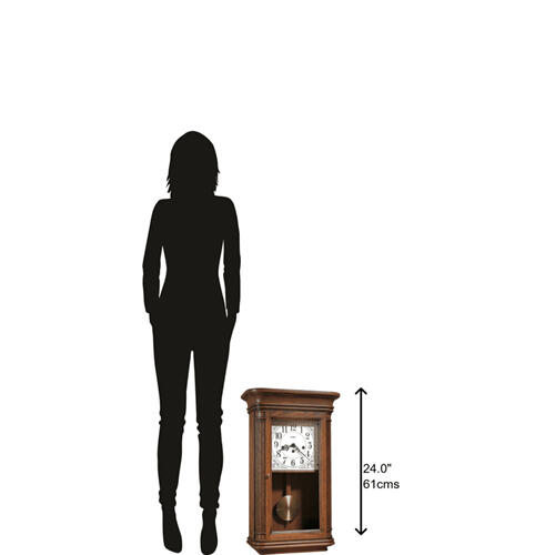 Howard Miller Sandringham Wall Clock 613108
