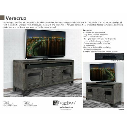VERACRUZ 76 in. TV Console
