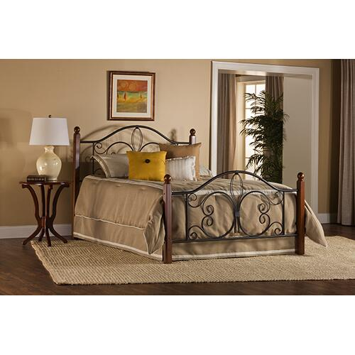 Product Image - Milwaukee Wood Post Twin Bed