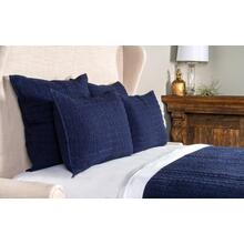 Heirloom Indigo Quilt 5Pc Queen Set