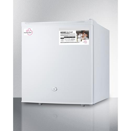 """Product Image - 19"""" Wide Compact Momcube Breast Milk Refrigerator"""