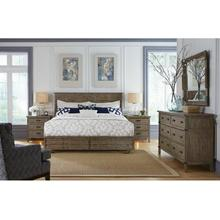 See Details - Panel Queen Bed - Complete