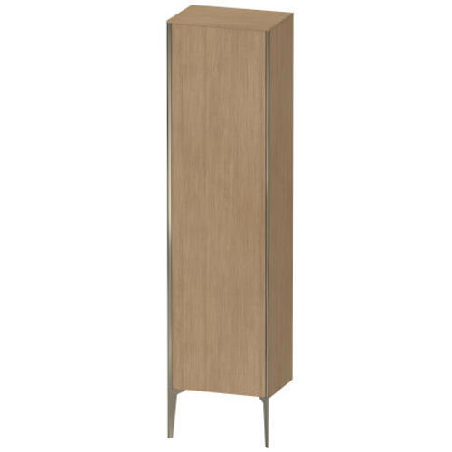 Duravit - Tall Cabinet Floorstanding, European Oak (decor)
