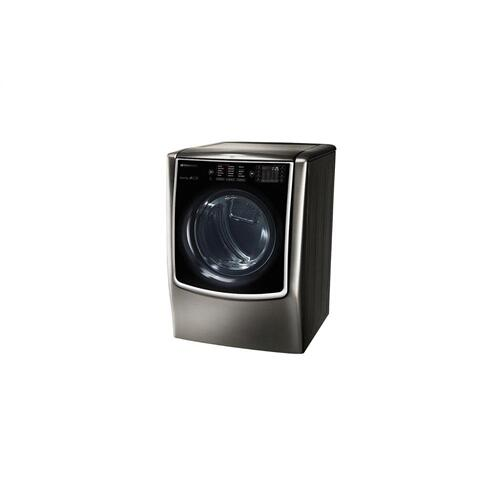 LG SIGNATURE 9.0 cu. ft. Large Smart wi-fi Enabled Electric Dryer w/ TurboSteam™