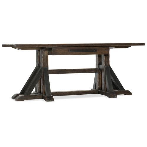 Hooker Furniture - Roslyn County Trestle Desk
