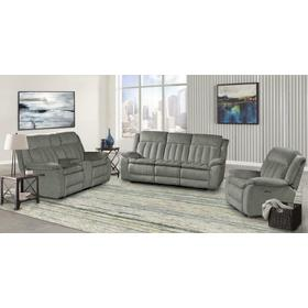 CUDDLER - LAUREL DOVE Power Reclining Collection