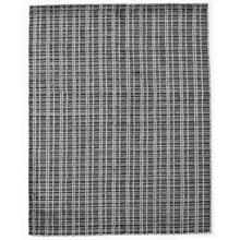 Alair Rug, 8x10'-dark Charcoal, Ivory