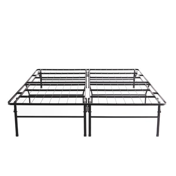"""See Details - Structures Highrise HD Bed Frame, 18"""", Queen"""